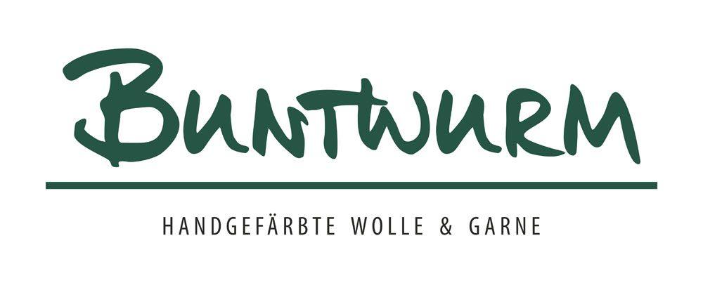 Logo Nicole Seelbach - Buntwurm Verlosung: Zwei Stränge Luxusgarn Bayak von Nicole Seelbach