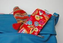 Tasche für Nadelspiel - Titelbild
