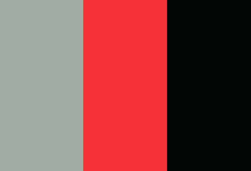 dreifarbige Mütze stricken - Farbmöglichkeiten
