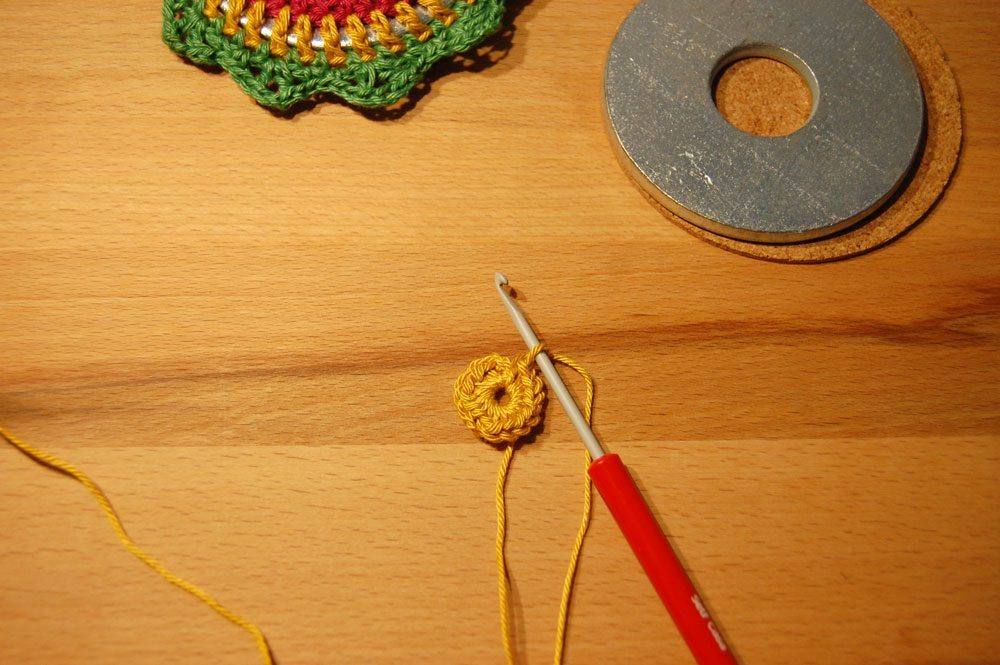 Anleitung Nähgewichte Häkeln Im Mandala Stil Sockshypecom