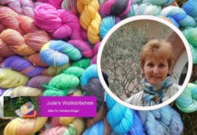 Julie's Wollkörbchen - Julitta Bolender - Interview - Titelbild