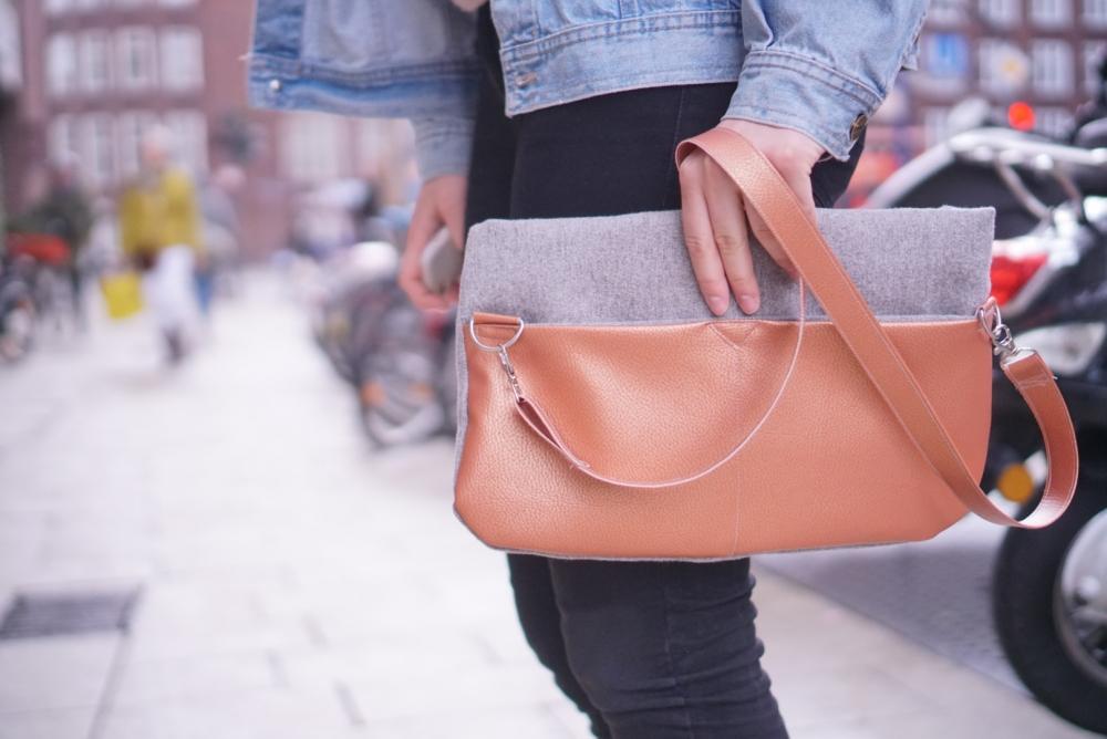 Das neue Taschenprojekt der Initiative Handarbeit