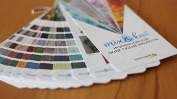 mix&knit das neue Konzept von Schachenmayr mix&knit mix&knit – ein neues Konzept von Schachenmayr