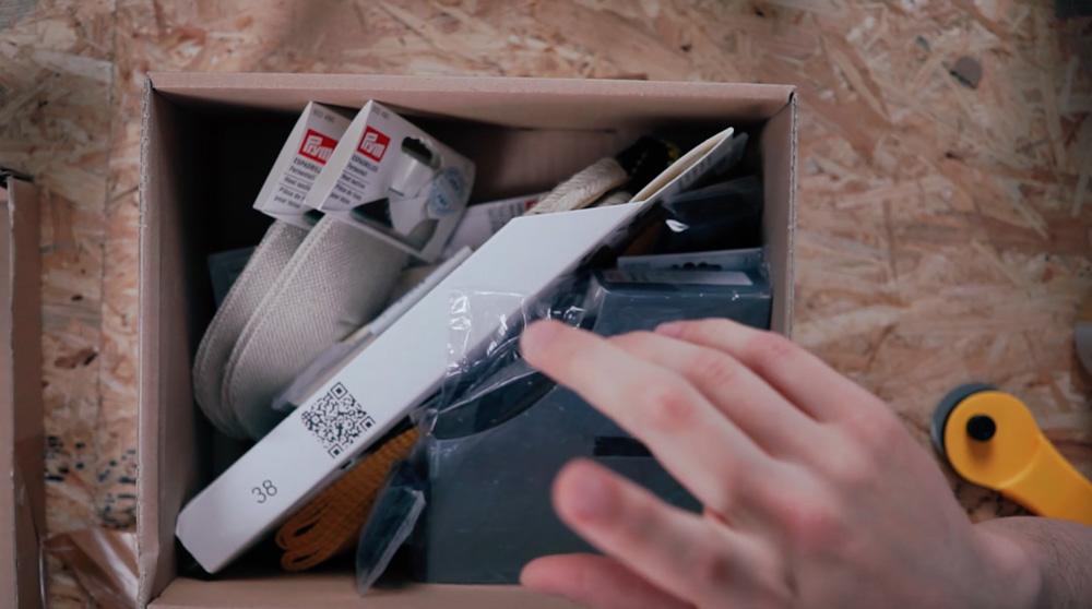 PRYM unboxing PRYM unboxing: Was werden wir nähen?