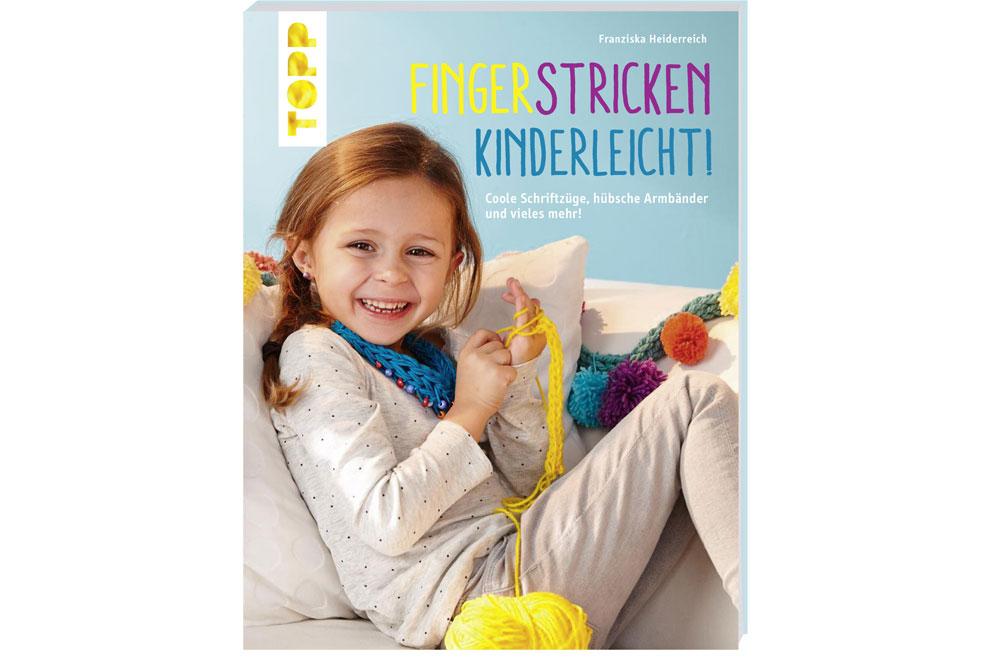 Fingerstricken kinderleicht - Titelbild