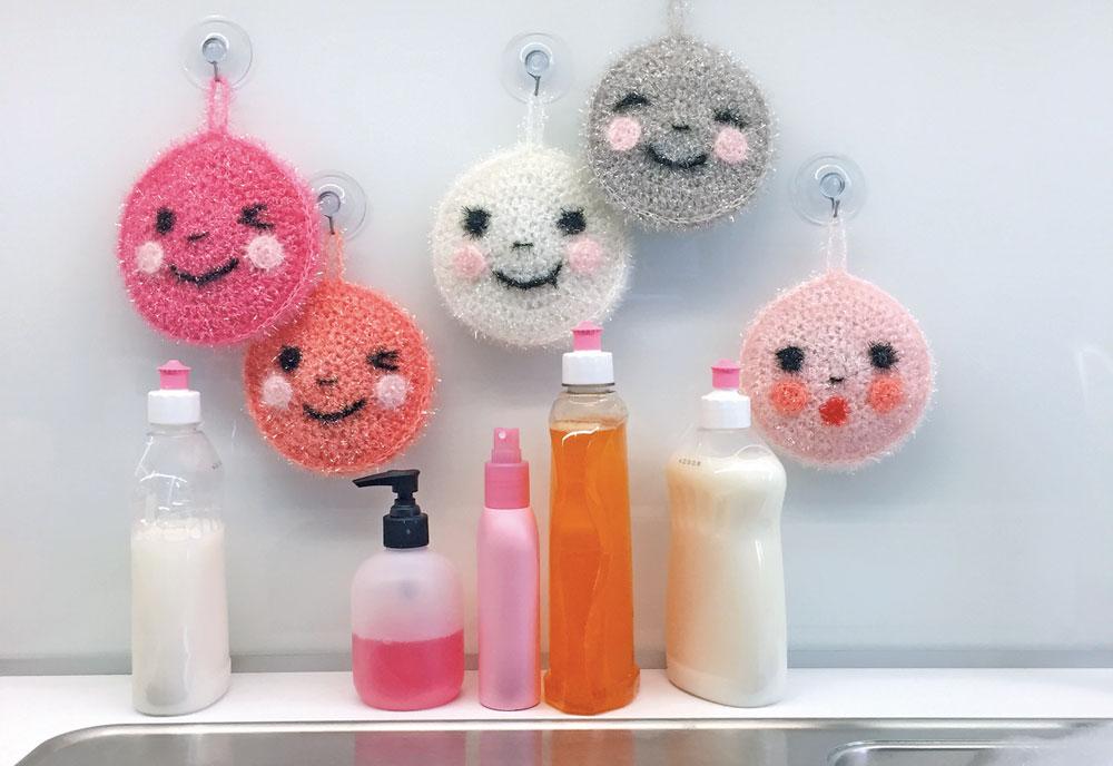 Creative Bubble von Rico Design für lustige Spülschwämme