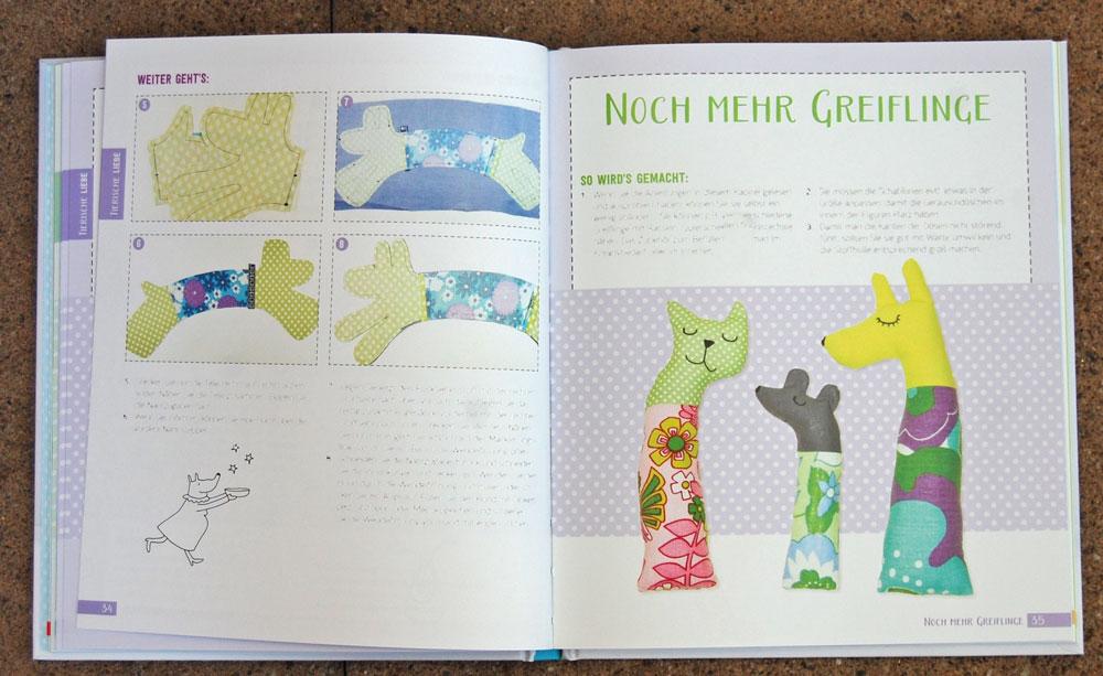 mama baby nähbuch Buchbesprechung: Mama Baby Nähbuch von Susanne Bochem