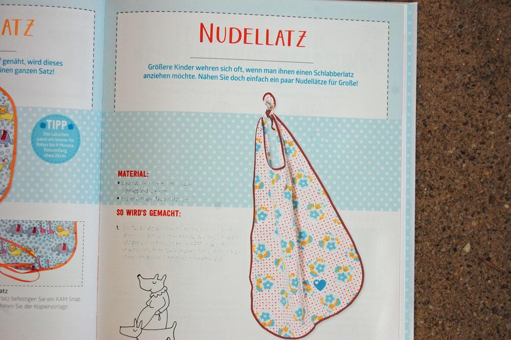 Mama Baby Nähbuch - Nudellatz