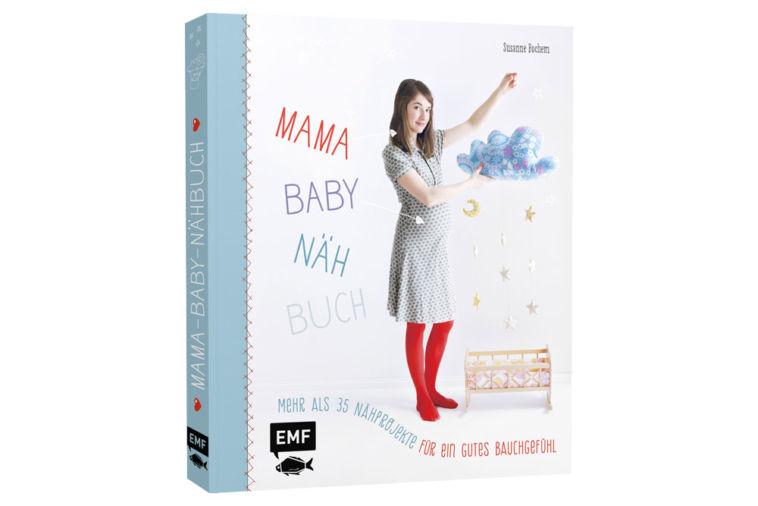 Mama Baby Nähbuch - Titelbild mama baby nähbuch Buchbesprechung: Mama Baby Nähbuch von Susanne Bochem