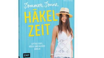 Sommer, Sonne, Häkelzeit Cover sommer sonne häkelzeit Buchbesprechung: Sommer Sonne Häkelzeit von Michaela Lingfeld-Hertner