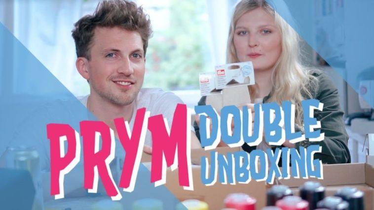 PRYM unboxing: Was werden wir nähen?