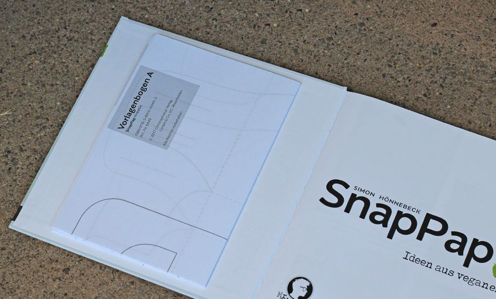 SnapPap kreativ - Buchbesprechung