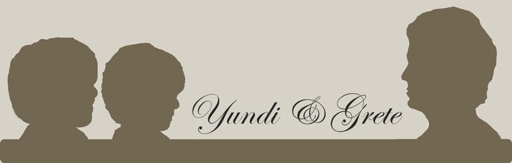 Yundi&Grete - Silke Trousil - Logo Yundi&Grete Färberin Silke M. Trousil -Yundi&Grete – im Interview mit Corinna Berkemeier
