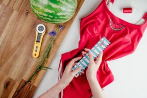 DIY Anleitung: Badeanzug selber nähen badeanzug selber nähen Anleitung: Badeanzug selber nähen (Schnittmuster zum Herunterladen)