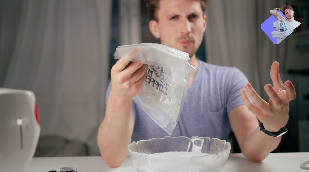 Funktioniert die wasserlösliche Stickfolie in der Anwendung? wasserlösliche stickfolie Wasserlösliche Stickfolie in der Anwendung