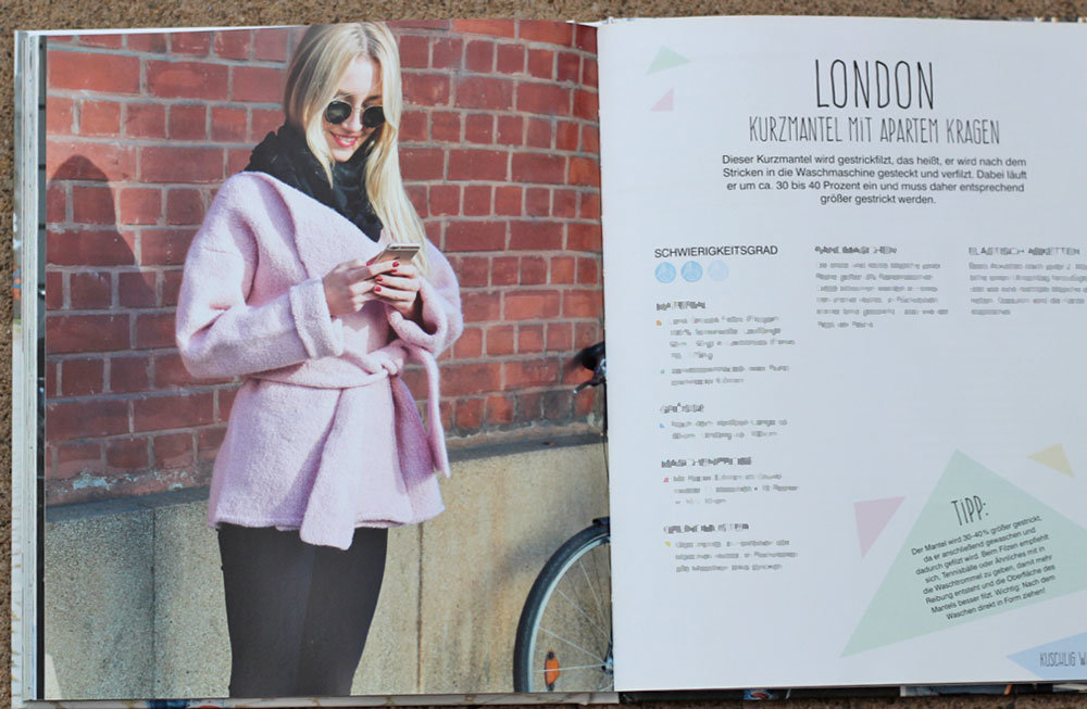 Cardigans stricken - London