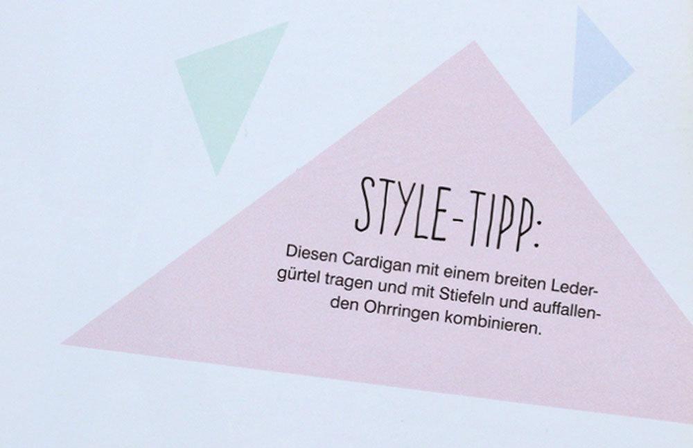 Cardigans stricken - Styletipps