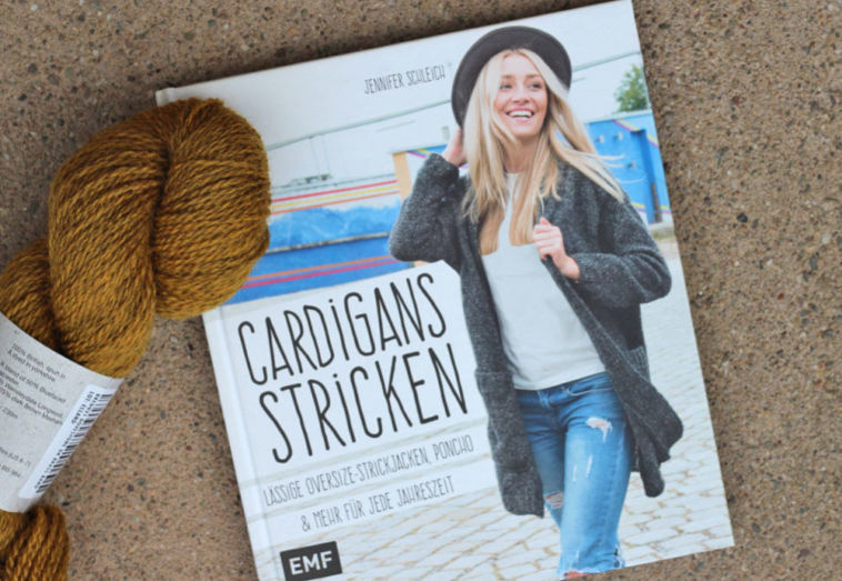 Cardigans stricken - Titelbild