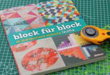 Buch block für block - 18 überraschen einfache Quilts - Titelbild