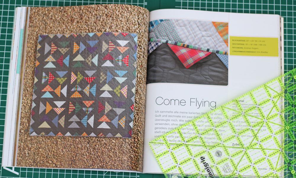 Buch block für block - 18 überraschen einfache Quilts block für block - 18 überraschend einfache quilts block für block – 18 überraschend einfache Quilts – Buchbesprechung