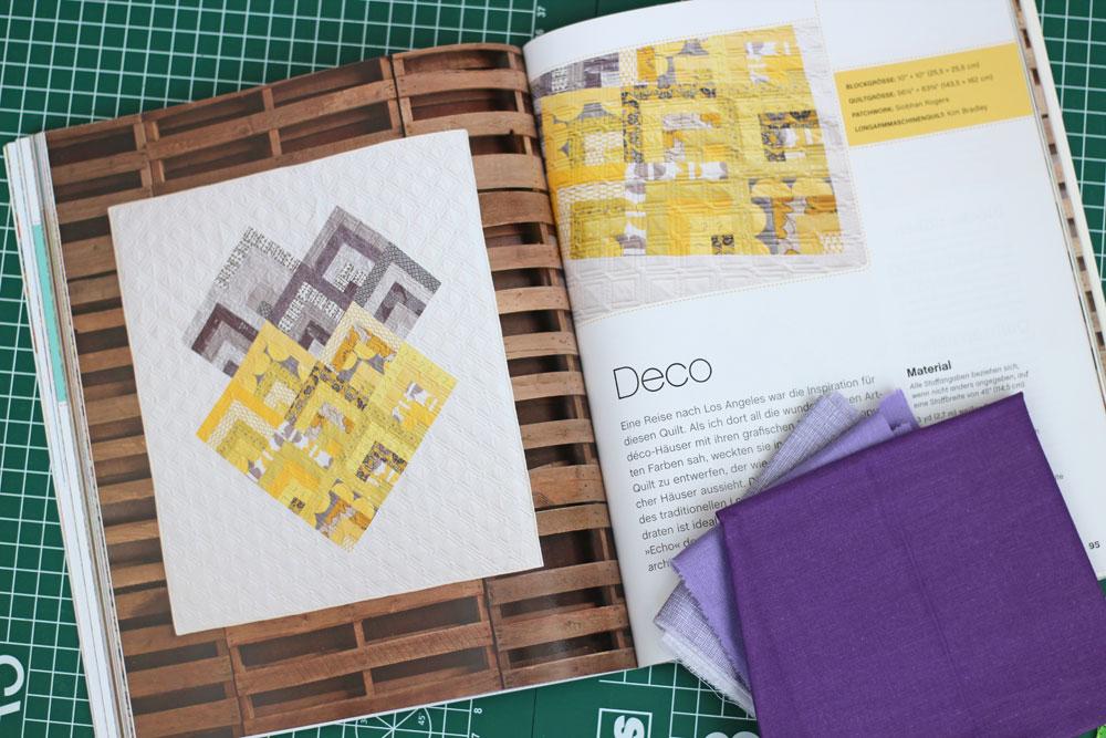 Buch block für block - 18 überraschen einfache Quilts - Deco block für block - 18 überraschend einfache quilts block für block – 18 überraschend einfache Quilts – Buchbesprechung