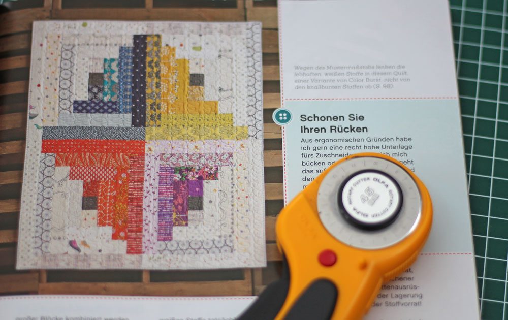 Buch block für block - 18 überraschen einfache Quilts - Tipp block für block - 18 überraschend einfache quilts block für block – 18 überraschend einfache Quilts – Buchbesprechung