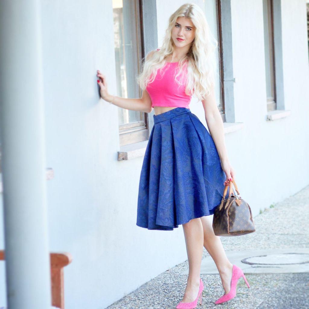 Hanna Louise zeigt Fashion auf ihrem Blog