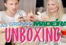 Madeira Garne: Madeira Unboxing
