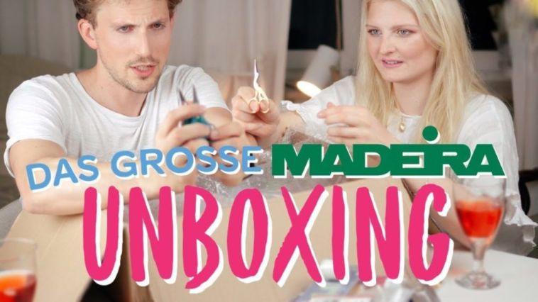 Madeira Garne: Madeira Unboxing madeira garne Das große MADEIRA Garne Unboxing