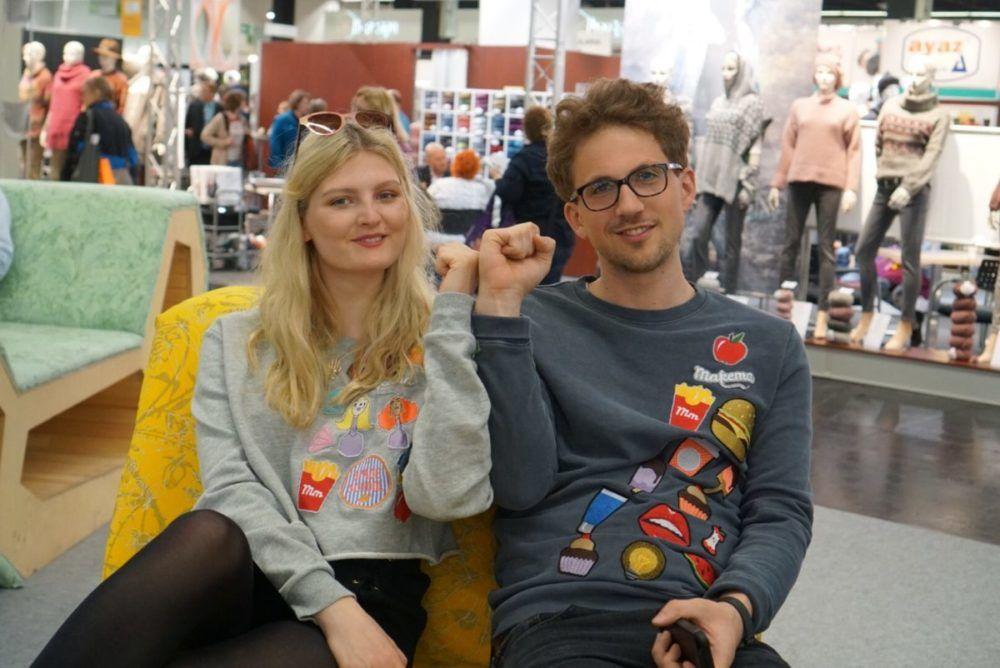 Marit und Mark auf der h+h cologne 2017 makema Makema – ein Interview mit Marit und Mark