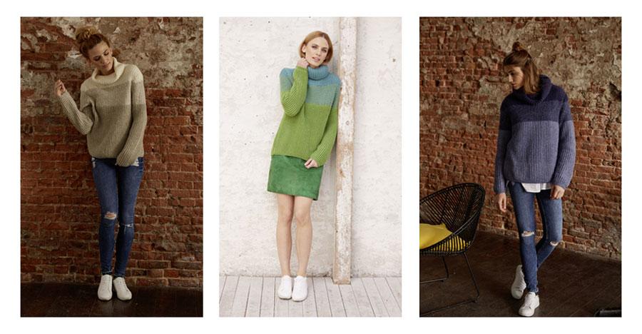 mix&knit mix&knit – ein neues Konzept von Schachenmayr