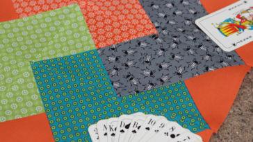 6 Köpfe 12 Blöcke - August - Card Trick - Titelbild