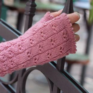 Armstulpen stricken mit Sockenwunder - Fertiges Produkt 3 Handstulpen [object object] Welcher Strick-Typ bist du?