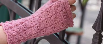 Armstulpen stricken mit Sockenwunder - Fertiges Produkt 3