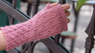 Armstulpen stricken mit Sockenwunder - Fertiges Produkt 3 armstulpen stricken Trendige Armstulpen stricken mit dem Sockenwunder – Anleitung