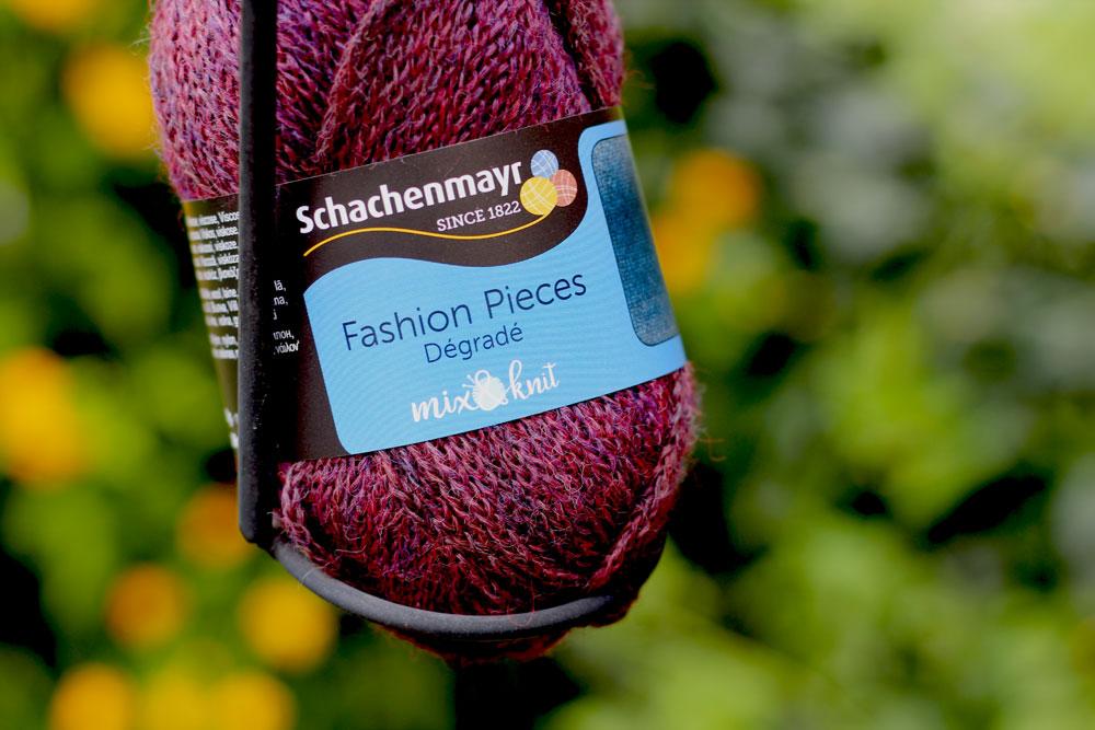 Loop mit Hebemaschen stricken - mix&knit - fashion-pieces