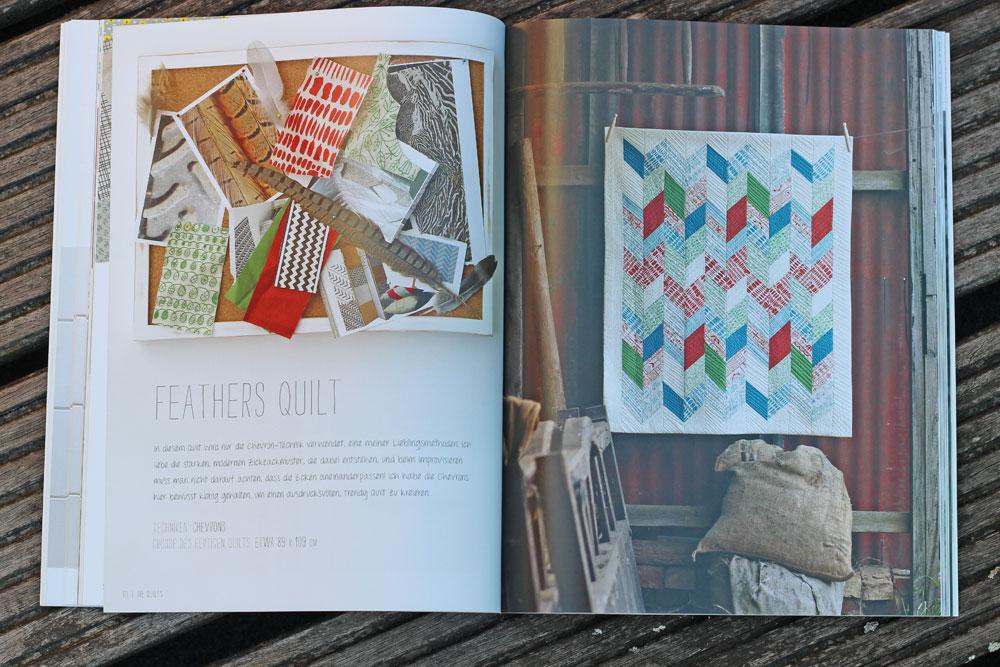 Quilten-mit-Pep - Fathers Quilf quilten mit pep Quilten mit Pep von Lucie Summers – Buchbesprechung