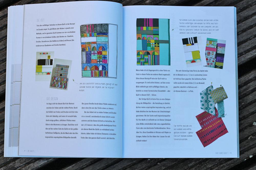 Quilten-mit-Pep - Idee quilten mit pep Quilten mit Pep von Lucie Summers – Buchbesprechung