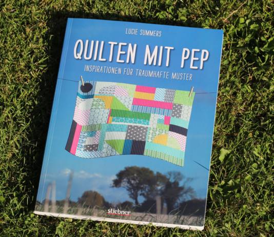 Quilten-mit-Pep - Titelbild