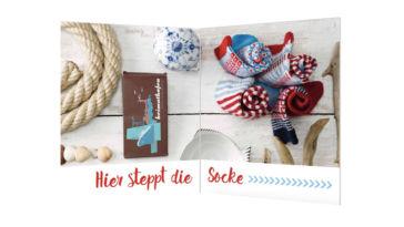 SoxxBook Buch2 soxxbook Kerstin Balke im Interview über das SoxxBook by Stine & Stitch