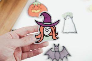 Halloween Stickdateien herunterladen auf Makema.de