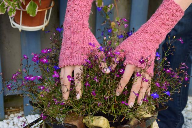 Armstulpen stricken - Irena armstulpen stricken Trendige Armstulpen stricken mit dem Sockenwunder – Anleitung