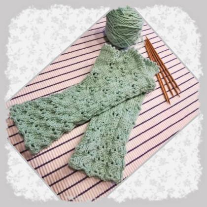 Armstulpen stricken - Matija armstulpen stricken Trendige Armstulpen stricken mit dem Sockenwunder – Anleitung