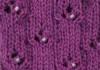 Perlen einstricken von Gabi Heilig-Oberthühr_Titelbild