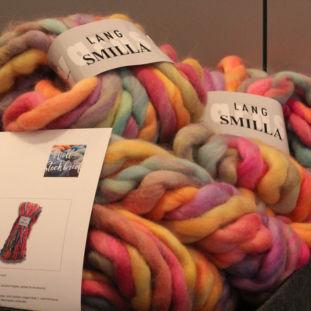 Tag der Wolle - Smilla Lang Yarns: Smilla [object object] Welcher Strick-Typ bist du?