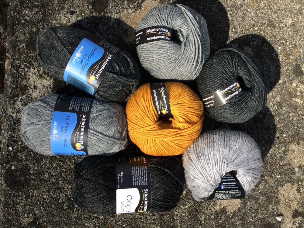 mix&knit-along - Garnvorschlag