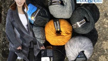 mix&knit-along mix&knit-along von Schachenmayr plus Verlosung des Materials