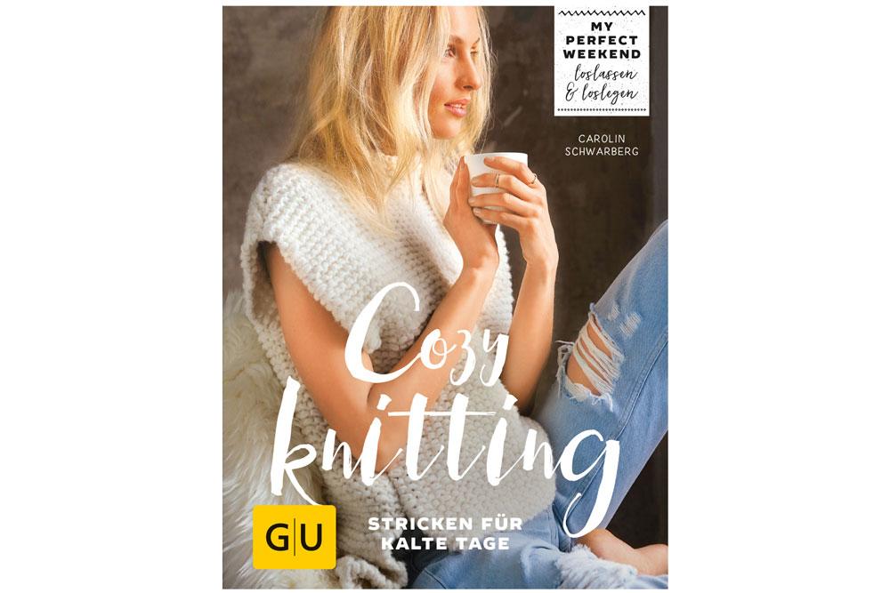 Cozy knitting von Carolin Schwarberg