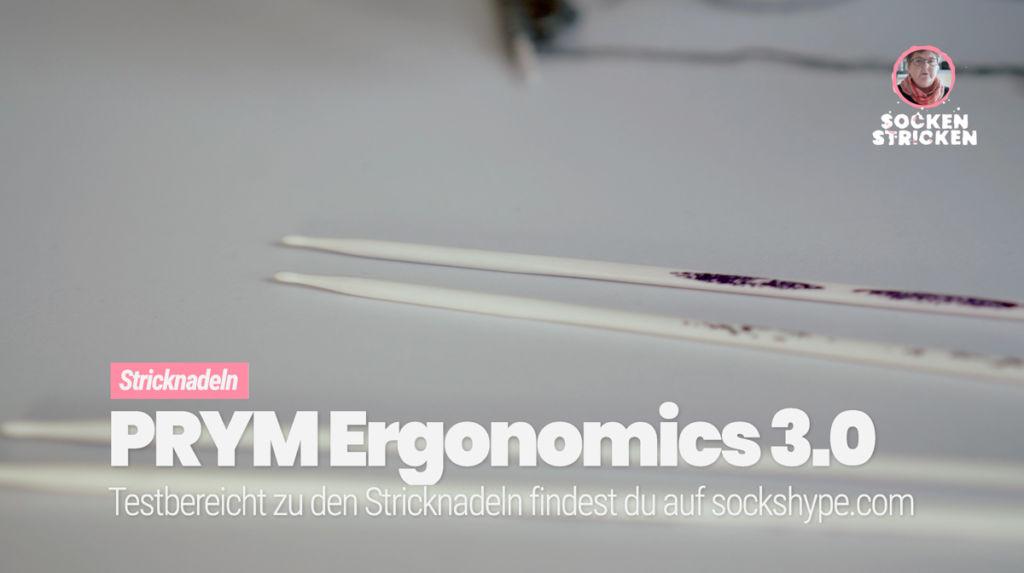 Stricken mit dem Nadelspiel: Prym Ergonomics 3.0