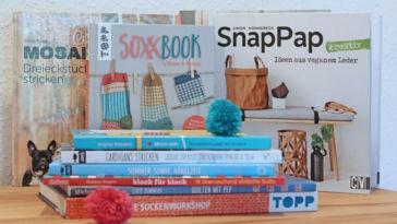 Handarbeitsbücher - Geschenkideen